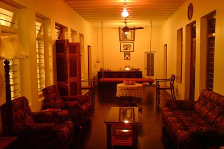 Image of View one of the Main Hall at Sundara Mahal