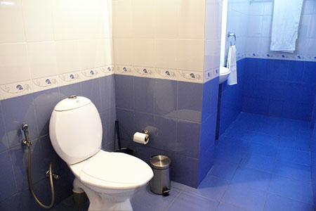 Image of view one of the wash room