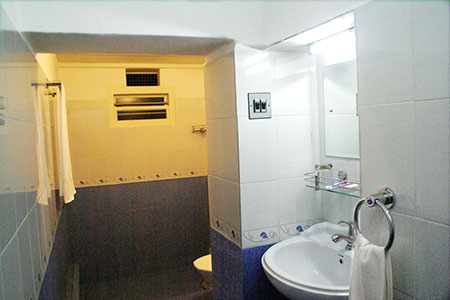 Image of View two of the Washroom